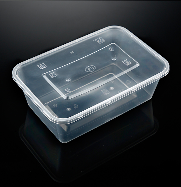 1500ML方盒(透明)1X100套