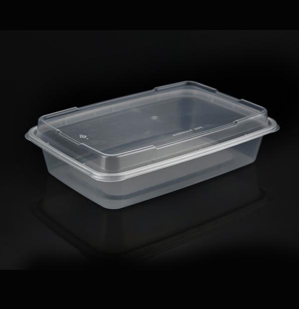 出口28安士方盒1X150套(透明)