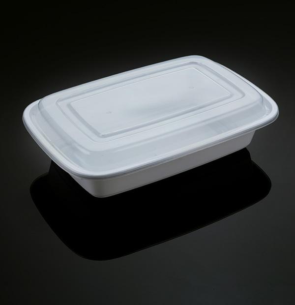 28-868方盒1X150套(白色)
