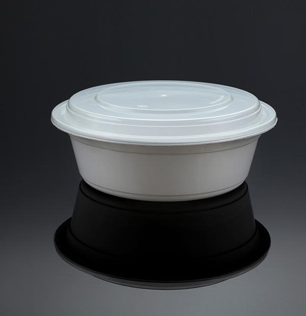 16安士圆碗1X150套(白色)