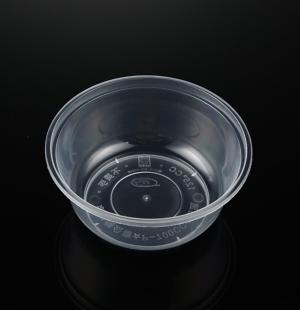 700ML汤碗(透明/奶白)1x600个