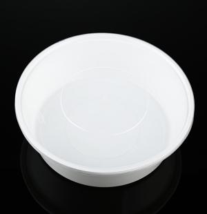 2500ML圆碗(奶白色)1X90套