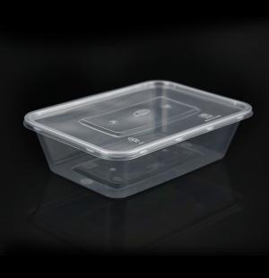 650ML方盒(透明)1X300套