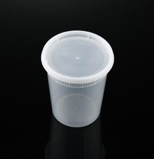 出口32安士汤杯1X240套(透明)