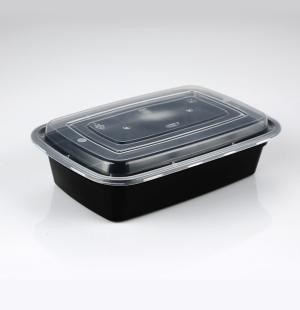 美式1000方盒(黑色)1X150套