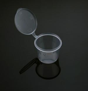 1安酱料杯1X2000套(透明)