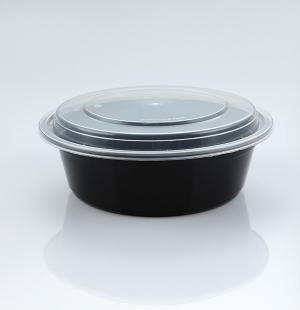 32安士圆碗1X150套(黑色)